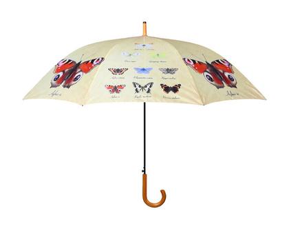 TP314 | מטרייה מעוצבת | מטרייה ענקית | מטריית פרפרים | מתנה מקורית | מתנה ייחודית | חורף חם