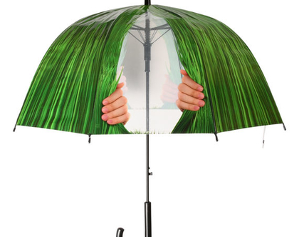 TP318 | מטריית חלון | מטריה | מטריה מעוצבת | מתנה מקורית | מתנה ייחודית | חורף חם