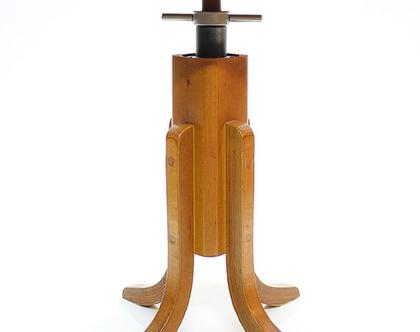 שולחן צד וינטאג׳ מחודש