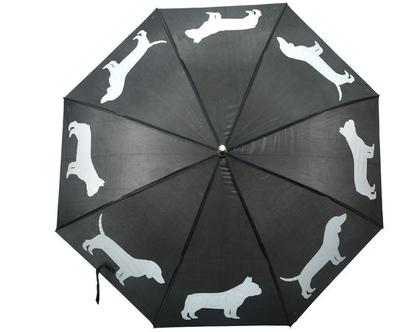 TP331 | מטרית כלבים | מטרייה מעוצבת | מתנה מקורית | מתנה ייחודית | חורף חם