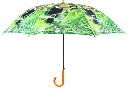TP335 | מטרייה מעוצבת | מטרייה ענקית | מטריית טוקן | מתנה מקורית | מתנה ייחודית | חורף חם