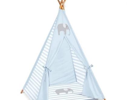 אוהל טיפי לחדר ילדים/ אוהל טיפי מעוצב לחדר ילדים/ אוהל טיפי לילדים/ אוהל מעוצב לחדר ילדים/ אוהלים/אוהלים טיפי/אוהל מעוצב