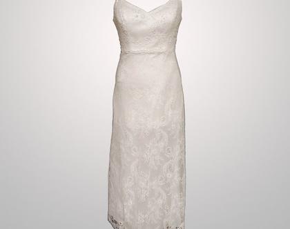 שמלת כלה פיונה M