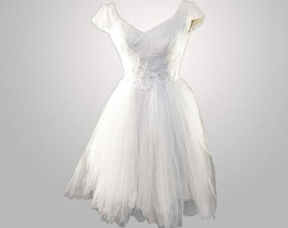 שמלת כלה דפני מידה 36