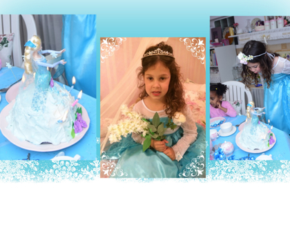 יום הולדת בנות, יום הולדת בנות לשבור את הקרח, יומולדת פרוזן 2, יום הולדת בכרמיאל, יום הולדת, מקדמה: