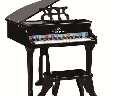 פסנתר כנף שחור לילדים