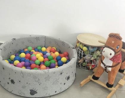 בריכת כדורים 200 כדורים / ג'ימבורי פרטי