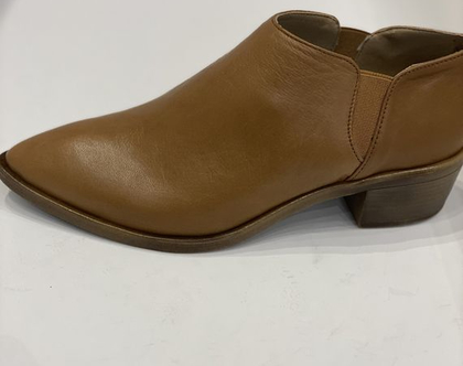 נעל עור שפיץ מחודד עקב 3 כפפה נוחות במיוחד להיט העונה