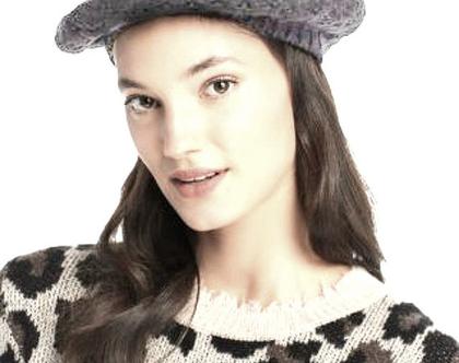 Eugenia Kim | כובע מצחייה לק יוקרתית אוגניה קים