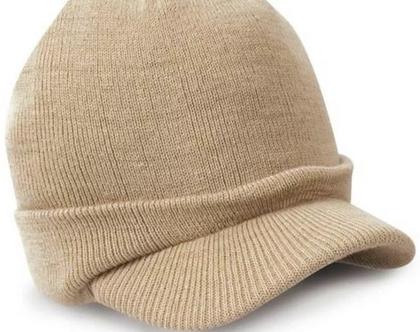 כובע צמר | כובע יוניסקס | כובע מעוצב | כובע מחמם