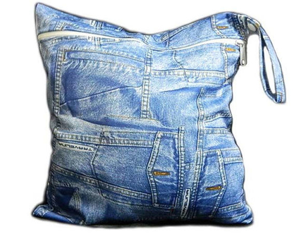 תיק קטן לנסיעות / תיק איפור | תיק לבגדים רטובים | תיק לבגדי החלפה | תיק לכביסה |