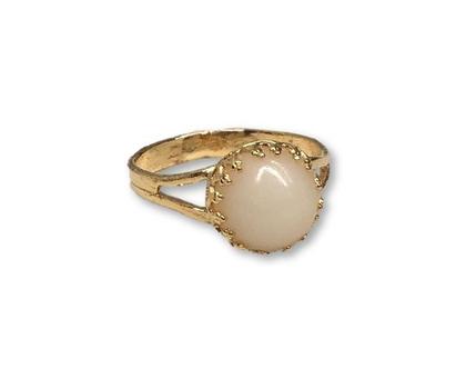 טבעת גולדפילד וינטג'-שביל החלב-תכשיטים למניקות