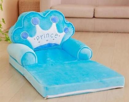 ספונת מעוצבת לילדים דגם נסיך
