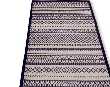 שטיחי מטבח מעוצבים | שטיחים בצבע שחור לבן | שטיחים לבית