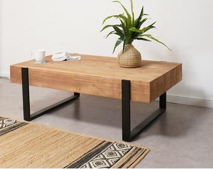 MM שולחן סלון בלוקים