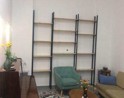 ספריית ברזל בהתאמה אישית