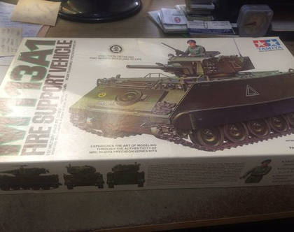 מודל טנק