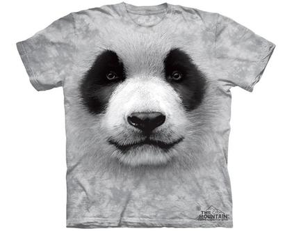 חולצת פנדה פייס ילדים