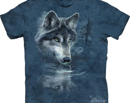 חולצת WOLF REFLECTION מבוגרים