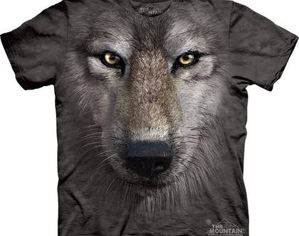חולצת WOLF FACE מבוגרים