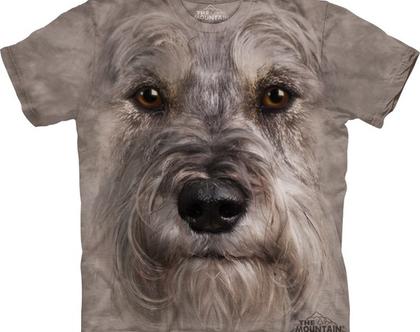 חולצת MINIATURE SCHNAUZER מבוגרים