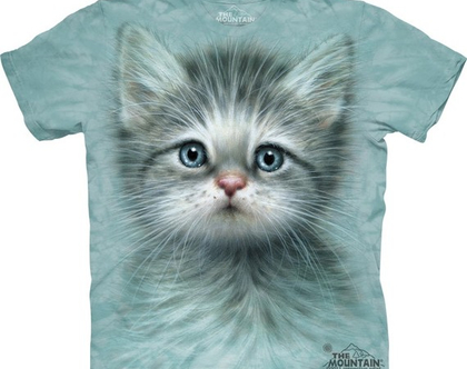חולצת BLUE EYED KITTEN מבוגרים