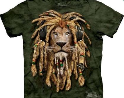 חולצת אריה DJ ילדים