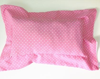 כרית נקודות למיטת תינוק