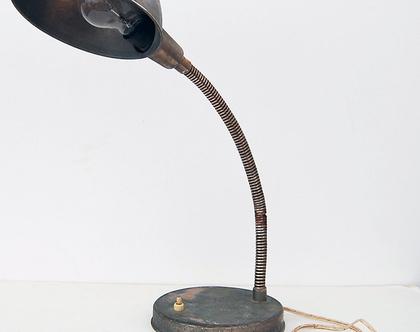 מנורת שולחן עיצוב משרדי - וינטג'