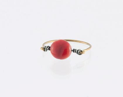 טבעת גולדפילד - אבן אדומה