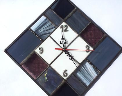 שעון מקורי לקיר ויטראז סילבינה עיצובים מתנה מיוחדת לחג.
