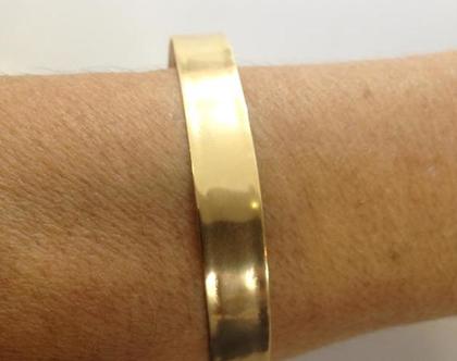 צמיד מרוקאי - זהב מיקרוני 24 קאראט - צמידים