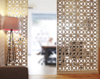 קיר משרביות דקובריק דגם אנטון
