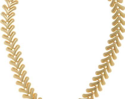 שרשרת לאירוע שרשרת זהב שרשרת גורמט שרשרת לאישה