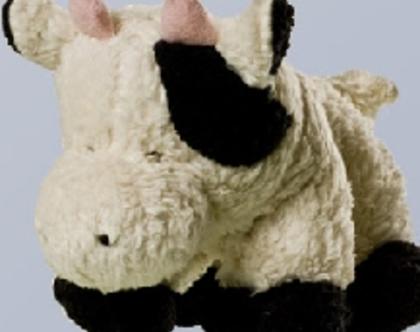 בובה אורגנית - פרה