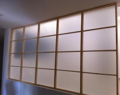 קיר יפני קבוע
