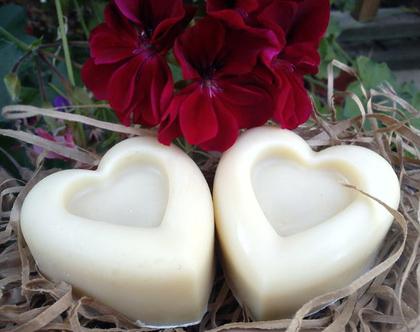 סבון טבעי - לב אוהב