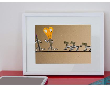 תמונה לקיר או למטבח - 40X60