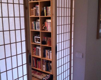 דלת הזזה יפנית