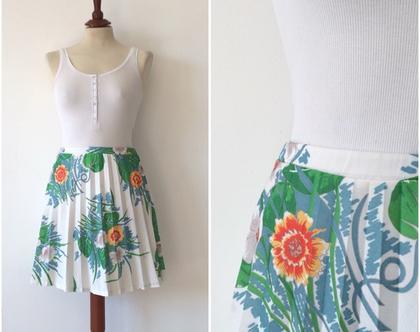 חצאית פליסה | חצאית לבנה | חצאית פרחונית חצאיות