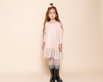 שמלת אירועים לילדות, ורד לורקס ורודה