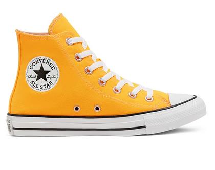 נעלי אולסטאר נשים Converse Laser Orange