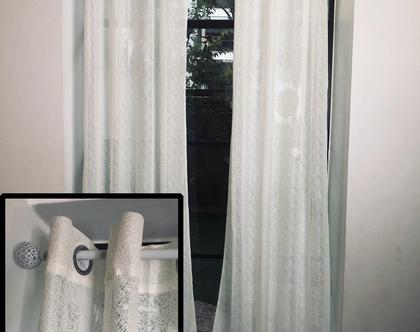 וילון קלוע -דגם לאונרדו CK013
