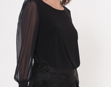 חולצת ערב אריקה