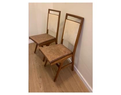 זוג כסאות וינטג׳