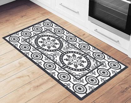 שטיח פי וי סי דגם סלוניקי | שטיח PVC | שטיח פי וי סי לבית