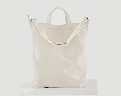 תיק צד קנבס | Duck Bag |