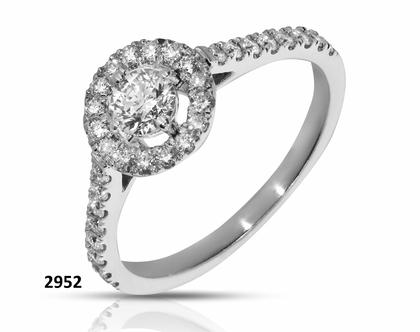 טבעת אירוסין זהב