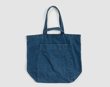 תיק ענק דנים | Giant Pocket Tote |