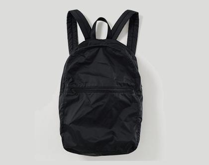 תיק גב שחור | Packabl |